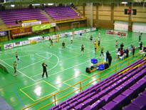 Derrota sin paliativos del Univ. Burgos