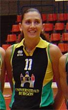 Karin Rodrigues, baja en el equipo
