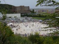 Finalizó el VIII Torneo Voley-Playa