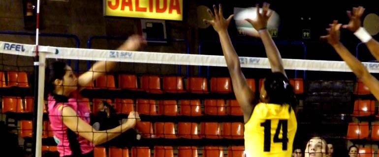 Cristina Alves y Juliana Ribeiro, en el  siete ide