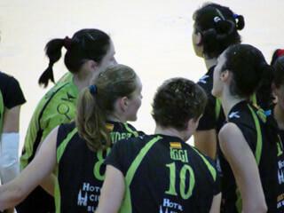 Cinco jugadoras del UBU a la selección