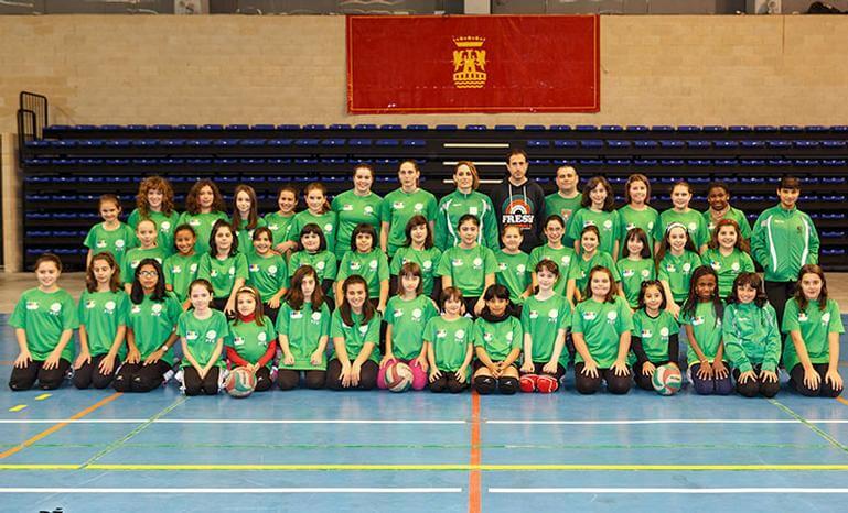 El PTV aporta 3 de los 4 equipos de Miranda en la Fase Provincial de los Juegos Escolares