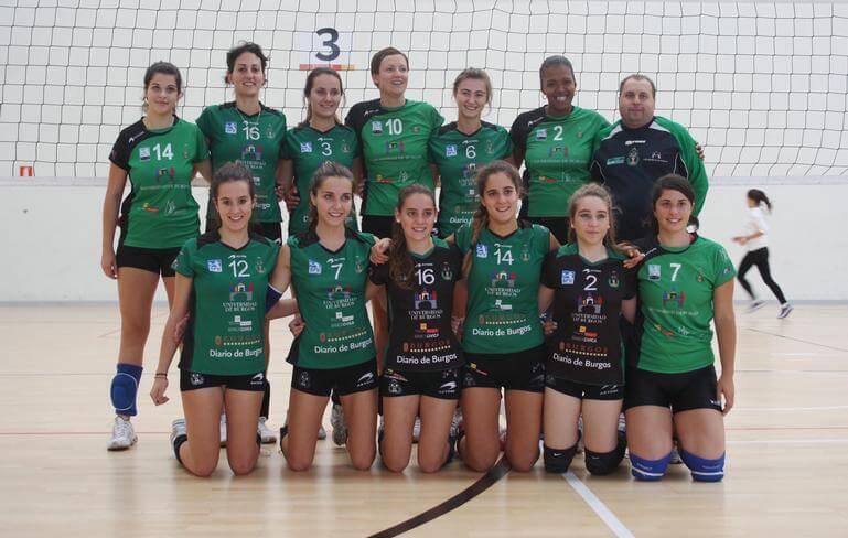 Debut de la Universidad de Burgos en 1ª División