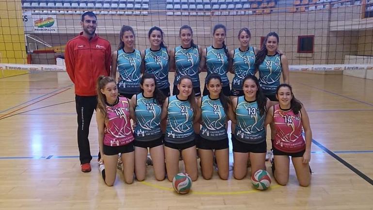 La UBU juvenil diputa el Campeonato de España
