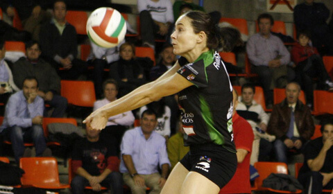 Ana Ramírez dice adiós al voleibol