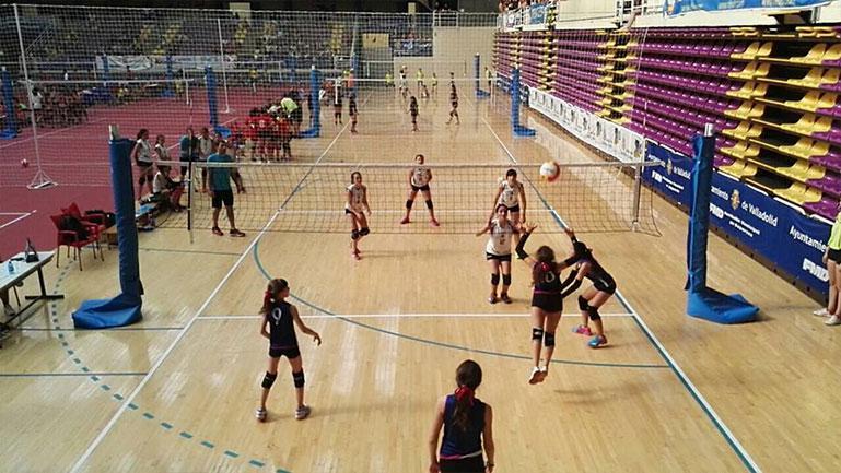 Maristas UBU jugará por el 9º Puesto del Campeonato de España