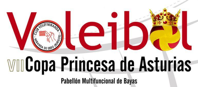 Este fin de semana, Copa Princesa en Miranda