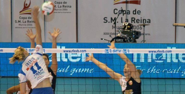 La exjugadora holandesa de voleibol, Ingrid Visser, y su pareja desaparecen en Murcia