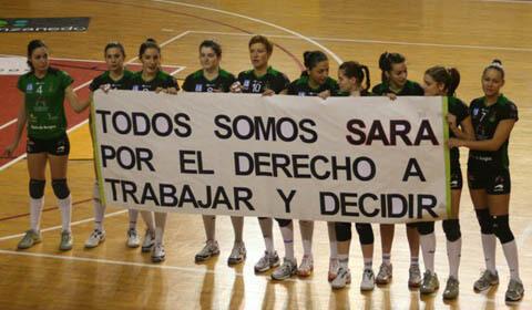 El UBU sufre pero gana a Cantabria