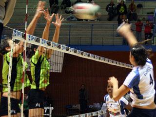 Victoria burgalesa en la Superliga Femenina
