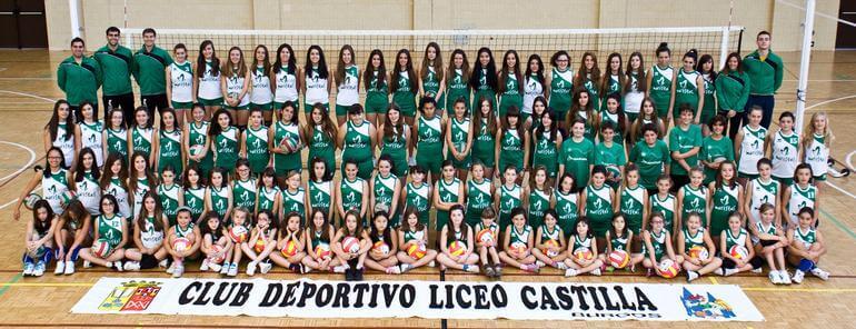 Liceo Castilla apuesta por el voleibol