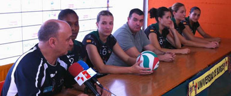 Cinco nuevas caras del equipo
