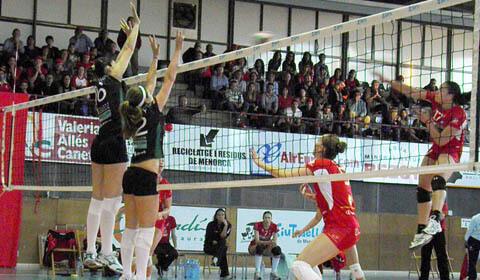 Tercer partido de la Semifinal