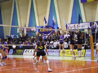 Ida de cuartos de la Copa CEV
