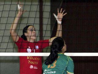 Sara Sarmiento fichada