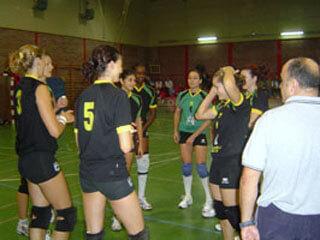 Grupo 2002 campeón del II Torneo Diputación