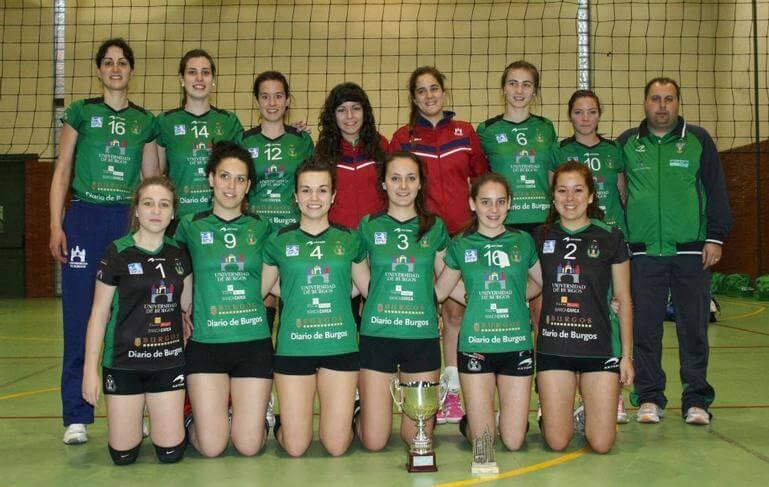 La UBU campeona de la Copa Castilla y León