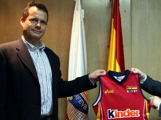 El seleccionador nacional vendrá a Burgos