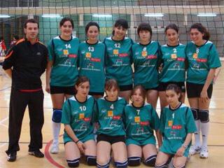 II Torneo Voley Base – UBU Diego Porcelos