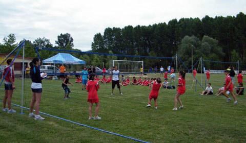XI Torneo Provincial de Voley Playa-Hierba 2011