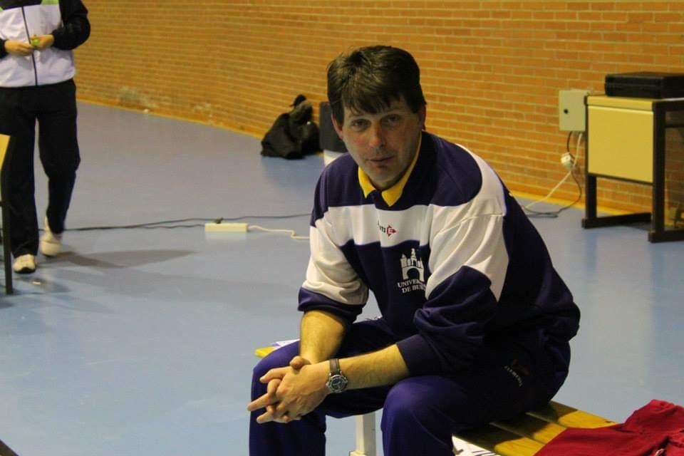 Luto en el voleibol burgalés tras el fallecimiento de Carmelo Martín