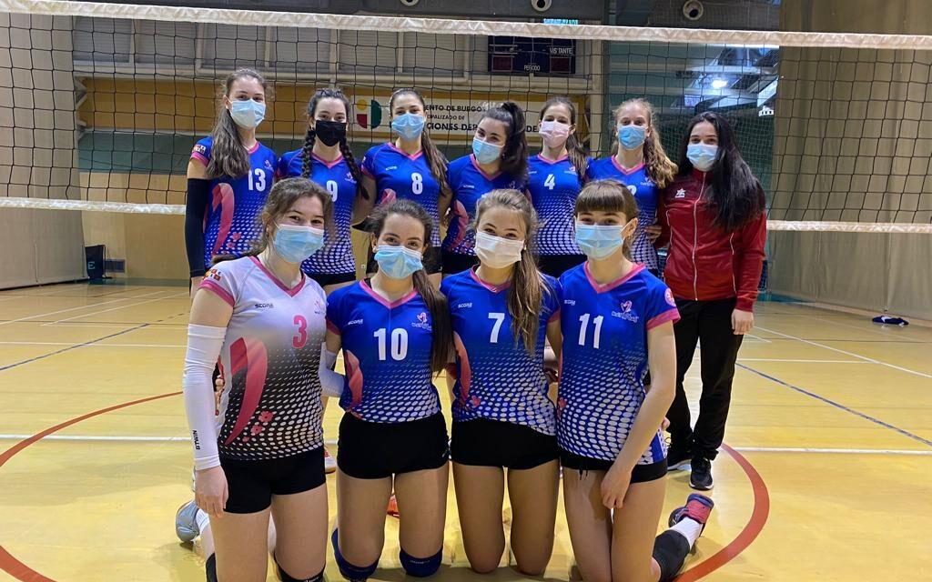 El Babieca UBU cadete abre los campeonatos de España