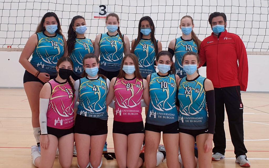 El juvenil e infantil del UBU Babieca ante unos nuevos campeonatos de España