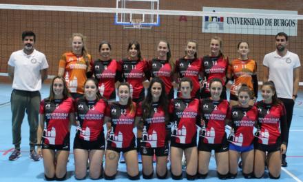 El UBU CV Babieca inicia la temporada este sábado